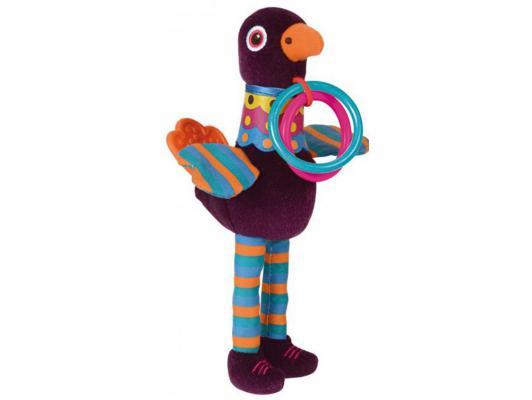 Игрушка-прорезыватель Oops Павлин разноцветный с 3 месяцев 11007.00