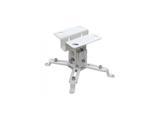 Крепеж Digis DSM-2S потолочный наклон +/- 15° качение +/- 4° поворот до 360° до 20кг серебристый