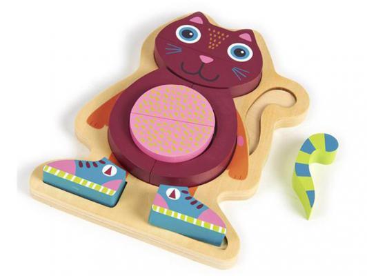Пазл Oops Кошка 9 элементов O 16002.21 подвесные игрушки oops музыкальная кошка
