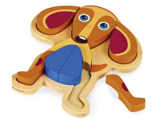 Пазл Oops Собака 10 элементов О 16002.22 oops игрушка для купания лес oops 634285