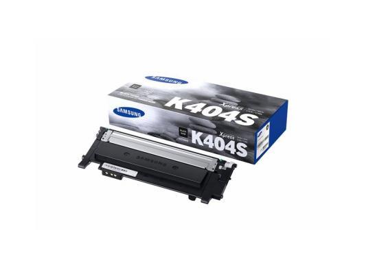 Картридж Samsung CLT-K404S для SL-M430/SL-M480 черный картридж samsung clt c404s для sl m430 sl m480 голубой