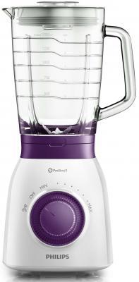 Блендер стационарный Philips HR2173/00 600Вт белый фиолетовый стоимость