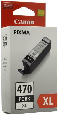 купить Картридж Canon PGI-470XL PGBK для MG5740 MG6840 MG7740 черный 500стр 0321C001 дешево