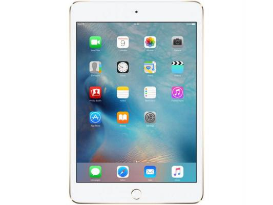Планшет Apple / APT-MK712RU/A / Apple iPad mini 4 Wi-Fi + Cellular 16GB - Gold