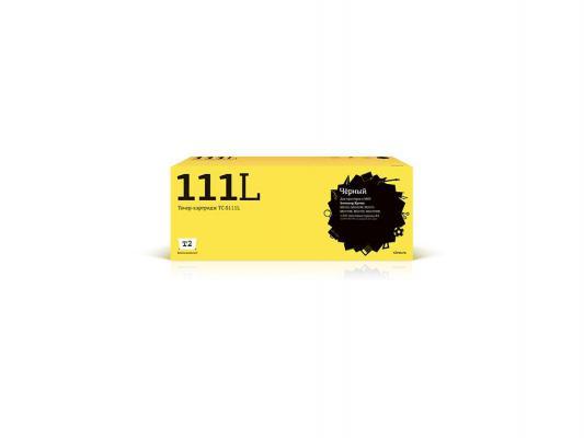 Картридж T2 TC-S111L для Samsung Xpress M2020/M2020W/M2070/M2070W/M2070F/M2070FW черный 1800стр картридж nv print samsung mlt d111s для xpress m2020 m2020w m2070 m2070w m2070fw 1000k