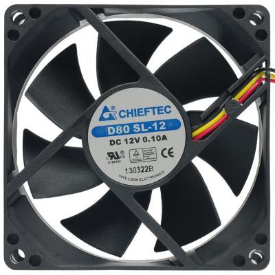 Вентилятор Chieftec AF-0825PWM 80x80x25mm 3000rpm оборудование распределения электроэнергии 2015 80 250 70 ip65 ce ds at 0825