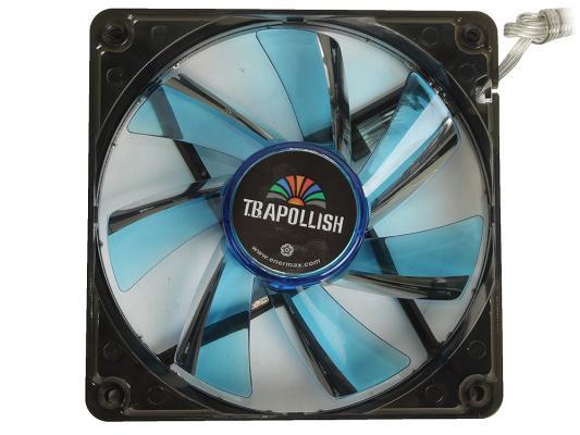 Вентилятор Enermax T.B. Apollish UCTA12N-BL 120x120x25mm 900rpm вентилятор enermax ucta12n bl
