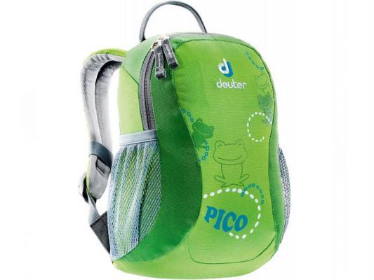Рюкзак Deuter PICO 5 л зеленый 36043-2004