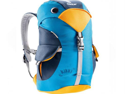 Рюкзак Deuter KIKKI 6 л бирюзовый 36093-3312 deuter giga blackberry dresscode