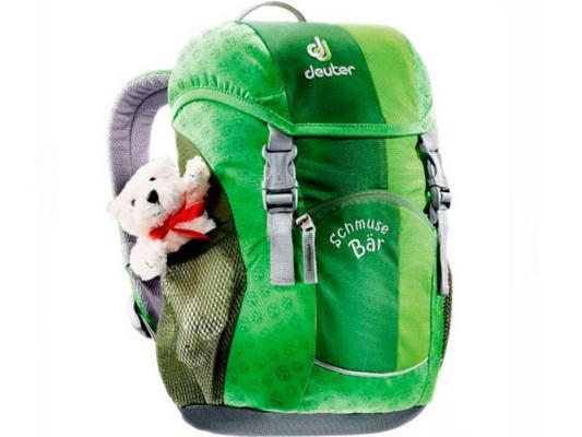 Рюкзак Deuter SCHMUSEBAR 8 л зеленый 36003-2004 deuter deuter рюкзак city light зеленый