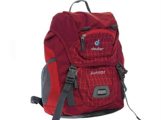 Рюкзак Deuter JUNIOR 10 л малиновый 36029-5003