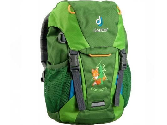 Рюкзак Deuter WALDFUCHS 10 л зеленый изумрудный 3610015-2208 deuter deuter рюкзак city light зеленый