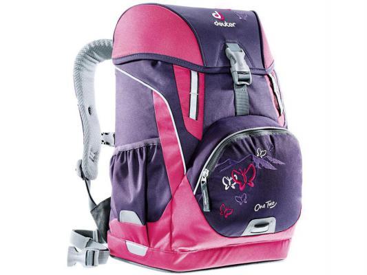 Школьный рюкзак ортопедический Deuter OneTwo 20 л фиолетовый 3830015-3029