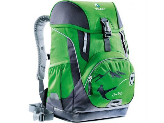 Школьный рюкзак ортопедический Deuter OneTwo 20 л зеленый 3830015-2015