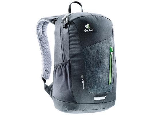 Городской рюкзак Deuter StepOut 12 12 л серый 3810215-7712 рюкзаки deuter рюкзак deuter 2017 18 stepout 12