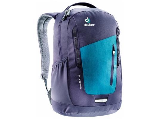 Городской рюкзак Deuter STEPOUT 16 16 л фиолетовый синий 3810315-3327 рюкзаки deuter рюкзак deuter 2017 18 stepout 12