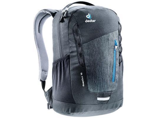 Городской рюкзак Deuter STEPOUT 16 16 л серый 3810315-7712 городской рюкзак deuter giga с отделением для ноутбука серый 28 л 80414 7712