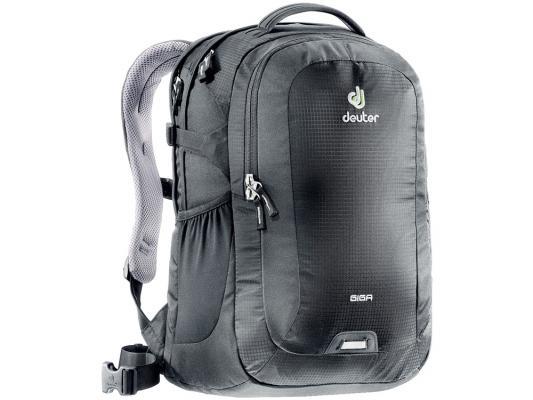 Городской рюкзак с отделением для ноутбука Deuter Giga 28 л черный 80414 -7000 рюкзак deuter giga bike 28l 2017 spring anthracite