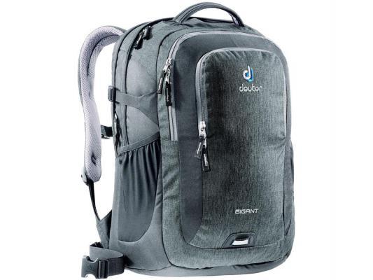 Городской рюкзак с отделением для ноутбука Deuter Giga 28 л серый 80414 -7712 городской рюкзак с отделением для ноутбука deuter giga 28 л черный 80414 7000