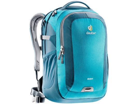 Городской рюкзак с отделением для ноутбука Deuter Giga 28 л голубой 80414 -3027