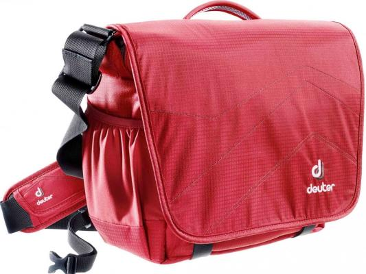 Сумка с отделением для ноутбука Deuter Operate I 11 л красный 85063-5604 сумка с отделением для ноутбука deuter pannier 14 л бирюзовый черный 85093 7321