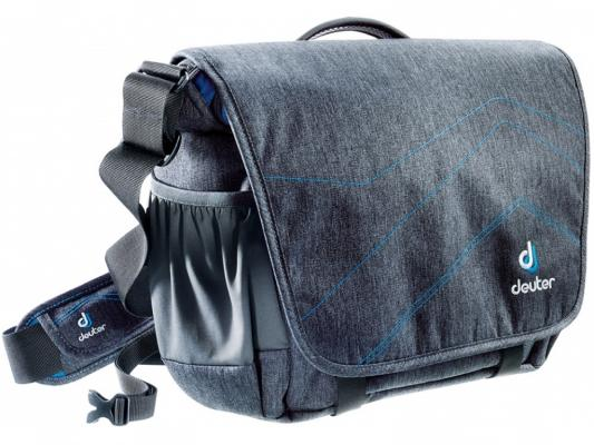 купить Сумка с отделением для ноутбука Deuter Operate I 11 л серый бирюзовый 85063-7314 по цене 6590 рублей
