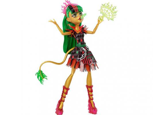 Кукла Monster High Шапито Jinafire Long 09108