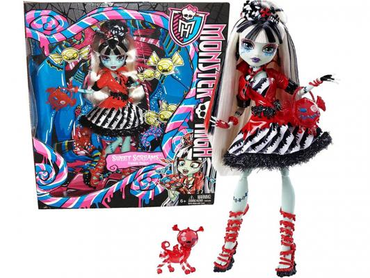 Кукла Monster High Шапито Frankie Stein 09109