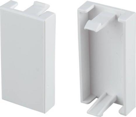 Вставка ITK 45х22.5мм для 1 модуля Keystone Jack 20шт CS6-11_20pcs