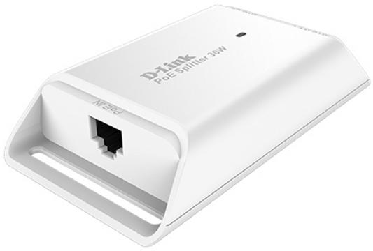 цена на PoE-адаптер D-Link DPE-301GS/A1A однопортовый гигабитный