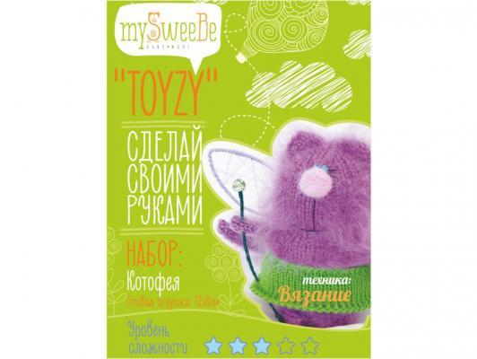 Набор для вязания Toyzy Котофея от 7 лет TZ-K003