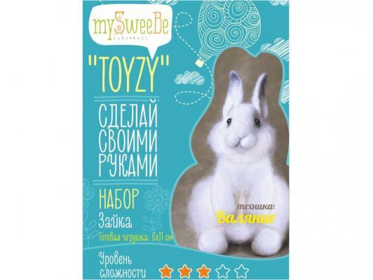 Набор для валяния Toyzy Зайка от 6 лет TZ-F001