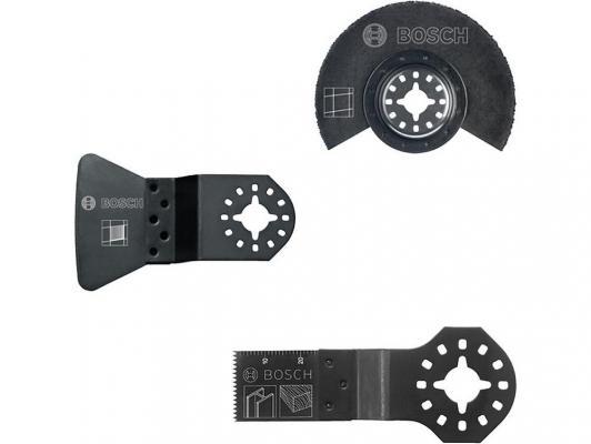 Набор оснастки для мультитулов Bosch 2608662342