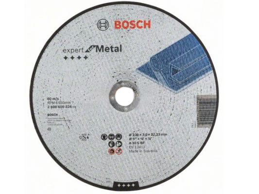 Отрезной круг Bosch 230х3мм 2608600324
