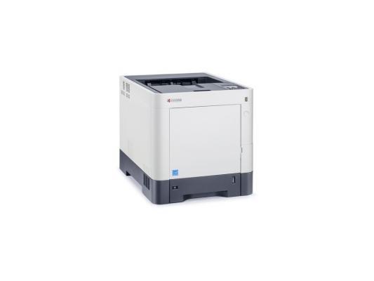 Принтер Kyocera Ecosys P6130CDN цветной A4 30ppm 600x600dpi Duplex USB Ethernet