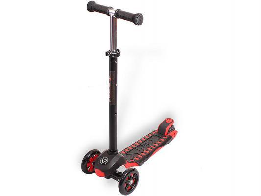 Самокат Y-Bike Glider Maxi Xl Deluxe красный /черный