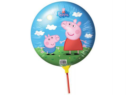 Шар Peppa Pig Фольгированный 23 см 1 шт 24527 от 123.ru