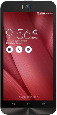 "Смартфон ASUS Zenfone 2 Selfie ZD551KL розовый 5.5"" 16 Гб NFC LTE Wi-Fi GPS 90AZ00U3-M01250"