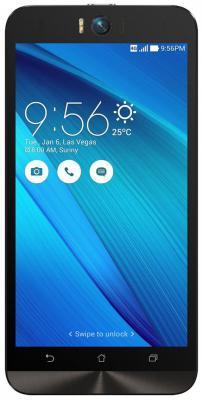 "Смартфон ASUS Zenfone 2 Selfie ZD551KL голубой 5.5"" 16 Гб LTE GPS Wi-Fi 90AZ00U4-M01260"