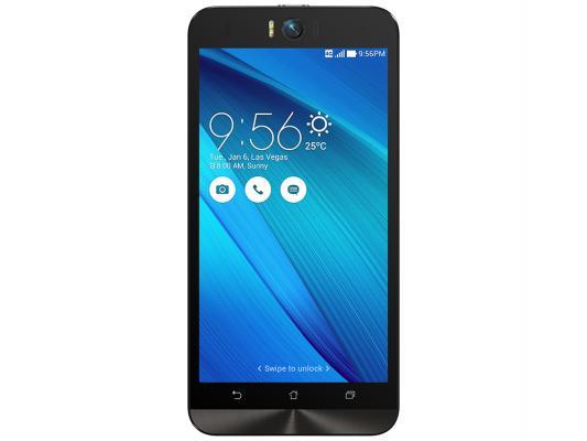"Смартфон ASUS ZenFone Selfie ZD551KL голубой 5.5"" 32 Гб LTE Wi-Fi GPS 90AZ00U4-M01320"