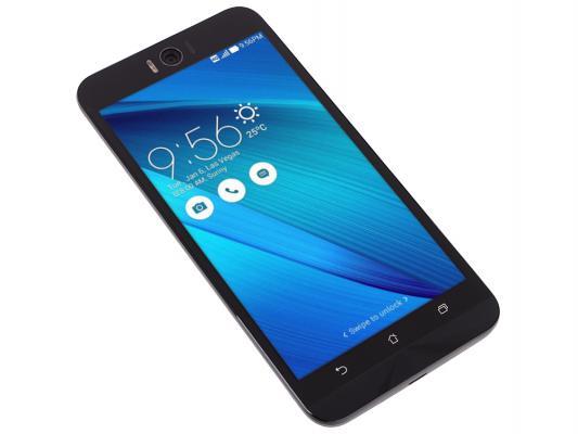 "Смартфон ASUS Zenfone 2 Selfie ZD551KL серебристый 5.5"" 32 Гб LTE Wi-Fi GPS 90AZ00U6-M01350"