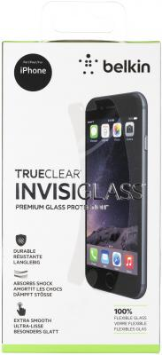 Защитная пленка Belkin InvisiGlass для iPhone 6 Plus F8W646WWAPL