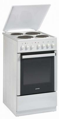 Электрическая плита Gorenje E55203AW белый