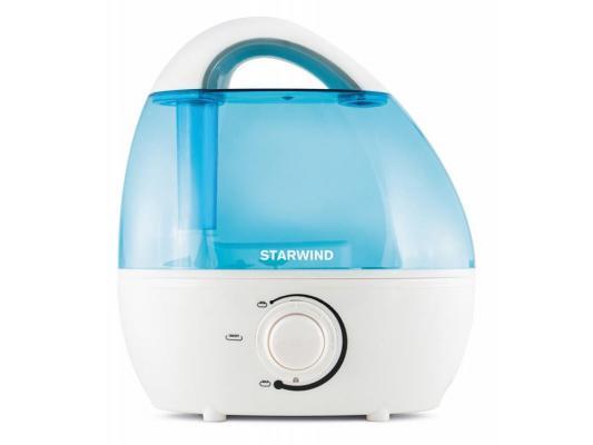 Увлажнитель воздуха StarWind SHC2216 белый синий