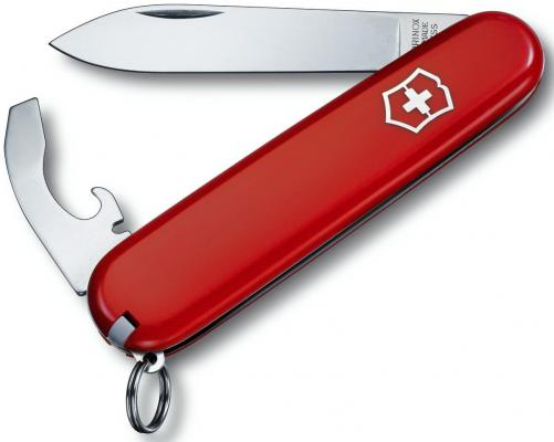 Нож перочинный Victorinox Bantam 0.2303 84мм 8 функий красный