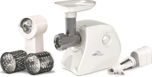 Мясорубка Ротор Альфа ЭМШ 35/250-2 250 Вт белый мясорубка ротор альфа эмш 35 250 2 250 вт белый