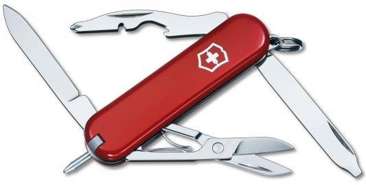 Нож перочинный Victorinox Rambler 0.6363 58мм 10 функций красный велосипед romet rambler 26 5 0 2015