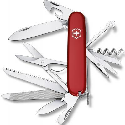 Нож перочинный Victorinox Ranger 1.3763 91мм 21 функция красный