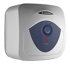 Водонагреватель накопительный Ariston ABS BLU EVO RS 10 10л 1.2кВт серебристый 3100609