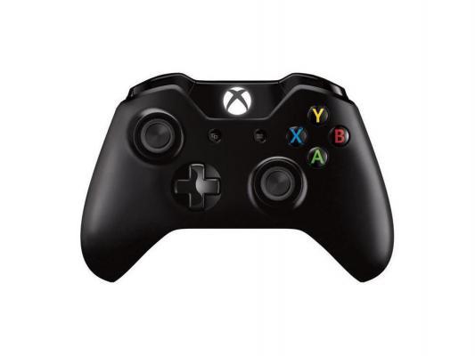 Геймпад Microsoft Xbox One Wireless Controller черный + зарядное устройство EX7-00007
